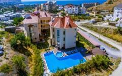 Отель Вилла Александрия Судак Крым