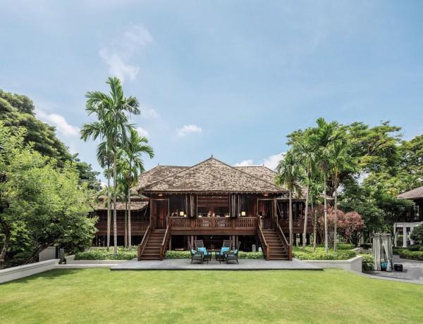137 Pillars House Чианг Май Таиланд