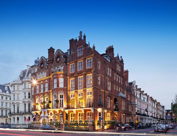 The Milestone Hotel Лондон Великобритания