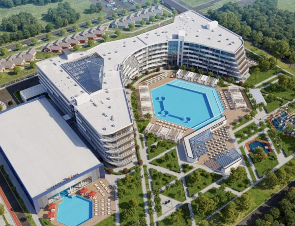 Great Eight Ultra All Inclusive & SPA Анапа