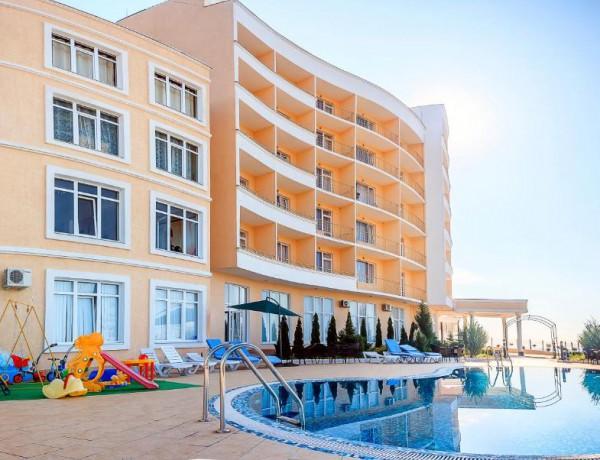 Отель Barton Park Алушта Крым