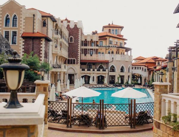 Отель Soldaya Grand Hotel And Resort Судак Крым
