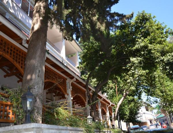 Отель Алупка Крым