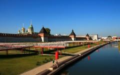 Kazanskaya embankment