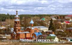 Старообрядческий храм во имя Введения Пресвятой Богородицы