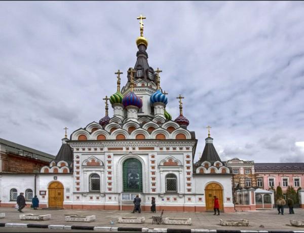 Церковь Утоли моя печали
