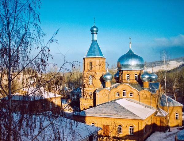 Church of St. John of Kronstadt